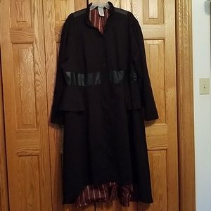 Size 5 Alice Through The Looking Glass Coat